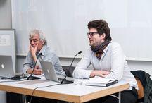TALKING HEADS Gianni Motti, artiste / Mercredi 26 mars 2014 | Conférence publique | HEAD - Genève Bd James-Fazy 15 / by HEAD – Genève