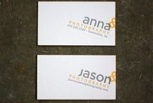 Business Cards / by Kathy McGraw