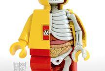 Fun with Lego - Spaß mit Lego - Plaisir avec des Legos / by Clemens Gull