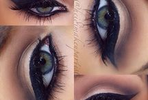 Makeup  / Im just OBSESSED with makeup !!!!!!!!!!!!!! Its absolutely beautiful♥ Makeup. Is not a mask... Its an Enhancement! ♥ / by Taylor Craig