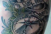 Tattoos  / by Chloe Stoddard