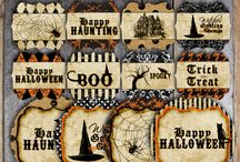 Halloween / by Angie Lock