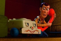 Toy Story / Everything and anything Toy Story.  From dvd's to action figures we've got them.  Just click any of the pictures to visit our site. / by The Disney Movie List