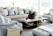 Living space / by Cindy Johnson