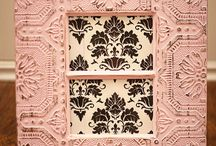 Paintable Wallpaper Ideas / by Jenna