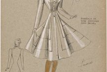 Vintage Fashion / Vintage fashion graphics and more / by Susan Burke