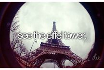 Before I die / Bucket list  / by Soldiersprincess