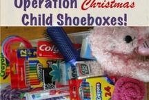 Christmas - Operation Christmas Child / by Candi Olds