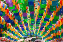 Global Color / color combinations unique and distinctive to certain parts of the world. / by Rachel Suntop