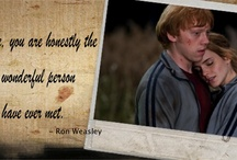 Harry Potter / by QuotesWorthRepeating