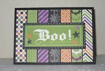 Halloween cards / & Crafts / by Kathleen Hurley