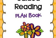 Guided reading / by Allie Appel