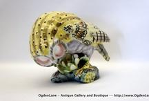 Figurines & Memorabilia / by Ogden Lane