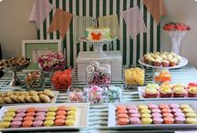 shower and party ideas / by Debbie Griffin