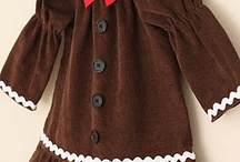 child holiday clothes / by Amanda Wolfe