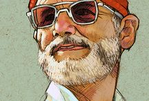 Wes Anderson Art / by Domestica