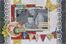 Scrapbooking: Inspiration / by Carol Prince