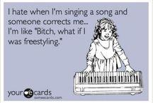 LOL funny / by Alyssa Janzen