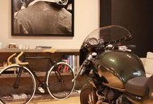Motorbikes / by Vera Kreft