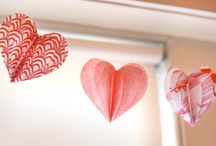Valentine's Decorating / by Jaimie Lynn