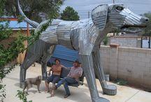 Sculpture, installs & street art / by Jill Lawhorn