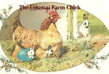 Chick Farm... / by Kimberly Martin