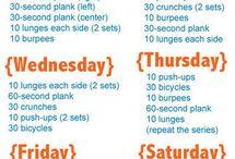 Sweat Pls / by Chelsey Levens
