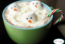 Christmas food / by Abigail Blaukopf