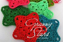 crochet ornaments / by Lucille Smith