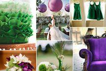 green weddings / by h k