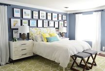 Master Bedroom / by Jenny Rumble