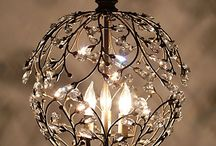 Chandeliers / by Sarah Lloyd Favaro