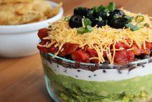 Salads / by Rachel Thomas