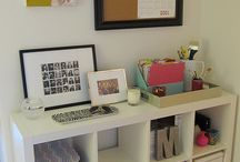 Home office / by Christie Lenox