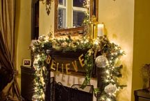 Christmas Mantels / by C.n. Borgert