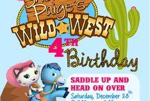 Evelynn's 1st Birthday / by Amy Lindley