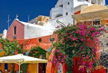 Greece / Love it. Want to return / by Kerry Blasdel