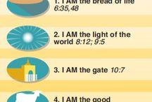Bible teaching info / by Sharon McGilvra