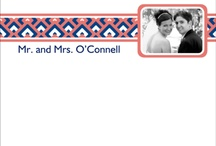Weddings: Navy and Coral / by The Stationery Studio