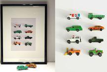 Joey toy room ideas / by Katie Fassl