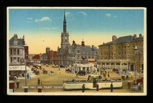 vintage postcards / by Beth B