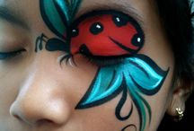 Face painting / by Kanova Johnson