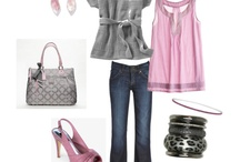 outfits / by Melissa Broussard