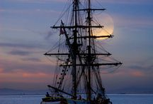 Cruise Ships & Tall Ships  / I love to cruise. Here is a collection of some of the many cruise ships and tall ships I have either seen or sailed on. Enjoy! plan a cruise!  it's fun!  / by INCOGNITO ..