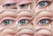 DIY Eyes | Beauty.com / Great DIY for the windows to the soul  / by Beauty.com