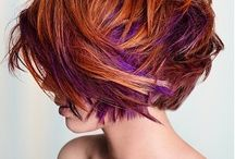 Hair / by Darcy Burnett