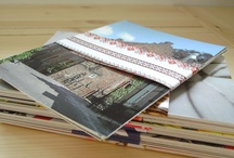 Postcards (the Joy of Coming Home) / A website with a webshop. I just took off, wondering around in this new world. / by Eveline Mos