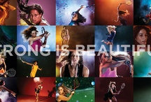 Strong is Beautiful / by WTA