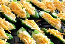 Appetizers (Peppers) / by Tara Coleman