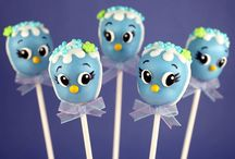 Cake Pops / by Miss Overballe